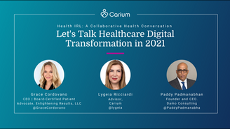 Healthcare Digital Transformation in 2021: What's Next?