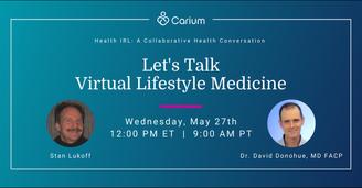 Virtual Lifestyle Medicine