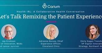 Remixing the Patient Experience