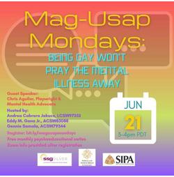 Mag-Usap Mondays