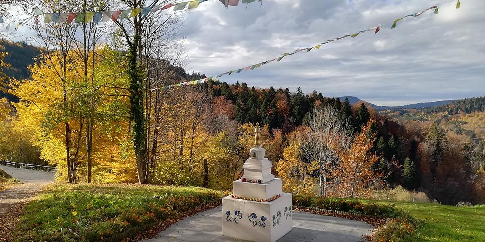 Week-end Découverte du Bouddhisme en Alsace