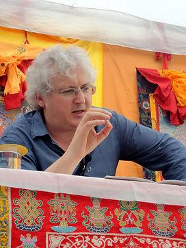 Lama Jampa Thaye - (c) Loïc Montoux
