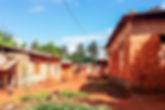 Mud huts at the red earth village, Kigunda, Zanzibar Tanzania | Shots and Tales