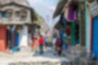 Tatopani Village, Annapurna-Dhaulagiri Community Trail, Nepal