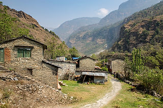 From Ghumaune Tal to Banskharka, Annapurna - Dhaulagiri Community Eco Trail, Nepal