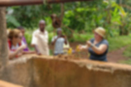 Bringing up water from a well at Kigunda, red earth village, Zanzibar, Tanzania | Shots and Tales