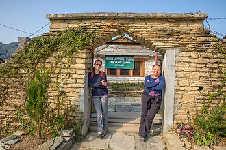 Nangi Community Lodge, Annapurna-Dhaulagiri Community Trail, Nepal