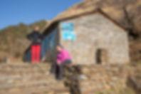 Dhan Kharka Community Lodge, Annapurna-Dhaulagiri Community Trail, Nepal