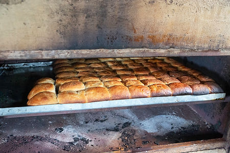 Baking bread at Child in the Sky Project from Watoto Foundation | Arusha Tanzani