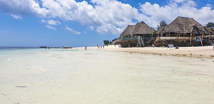 Nungwi Beach | Zanzibar | Tanzania | Huts | Restaurants | Shots and Tales