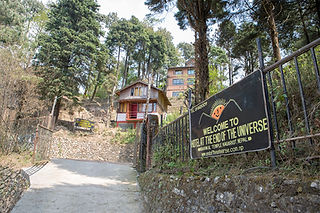 Hotel at the End of the Universe, Nagarkot, Nepal