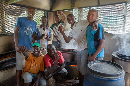Cooks from Child in the Sky Project, Watoto Foundation | Arusha Tanzania