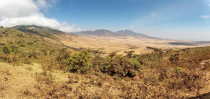 Shots and Tales | Oldupai Gorge Landscape | Tanzania