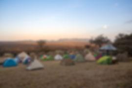 Lobo Public Campsite - Serengeti | Camping | Tents | Tanzania | Shots and Tales