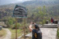 Start of Trail, Ghumaune Tal, Annapurna - Dhaulagiri Community Eco Trail, Nepal