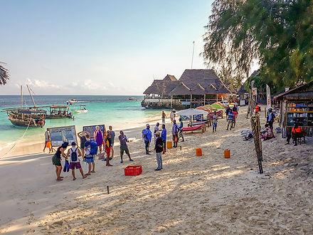 Nungwi Beach | Zanzibar | Tanzania | Boat Tours | Shots and Tales
