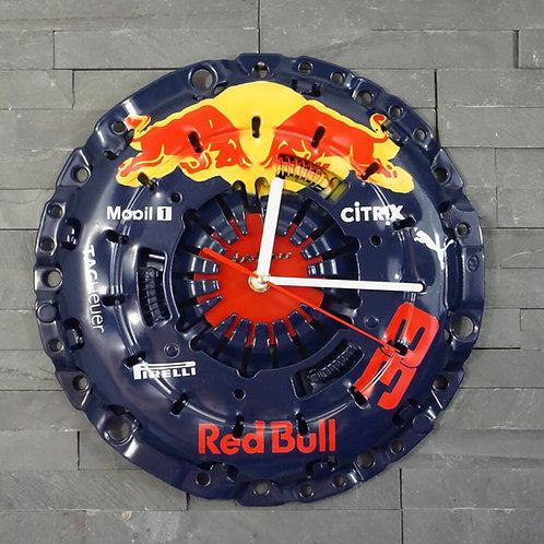 Redbull verstappen Clock