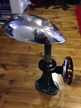 BSA Jack Lamp