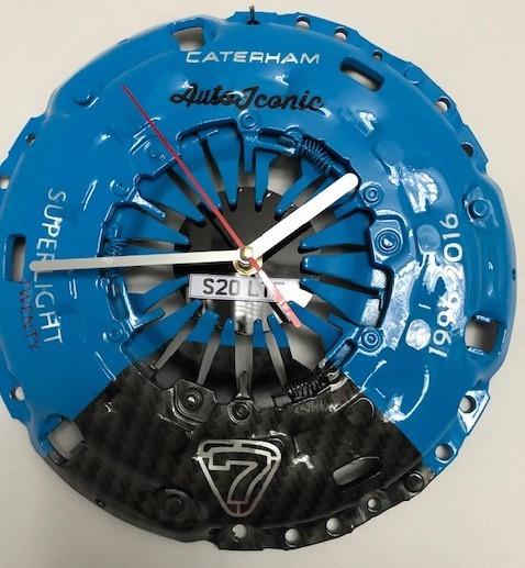 Caterham Clock