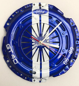 The Ford GT40 clock _#art #cartparts #co