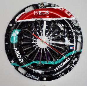 Lewis 2020 Car Clock