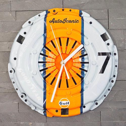 Gulf Porsche Clock