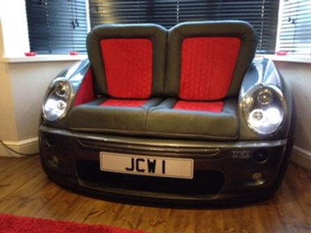 BMW Mini Sofa