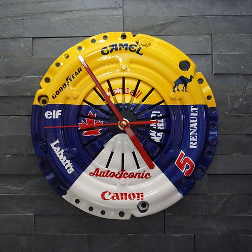 The Mansell Clock