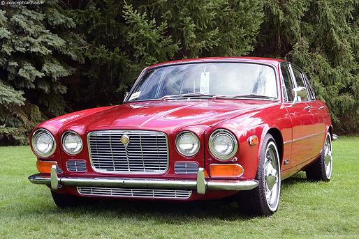 1972 Jaguar XJ6 | BTM Auto Collection