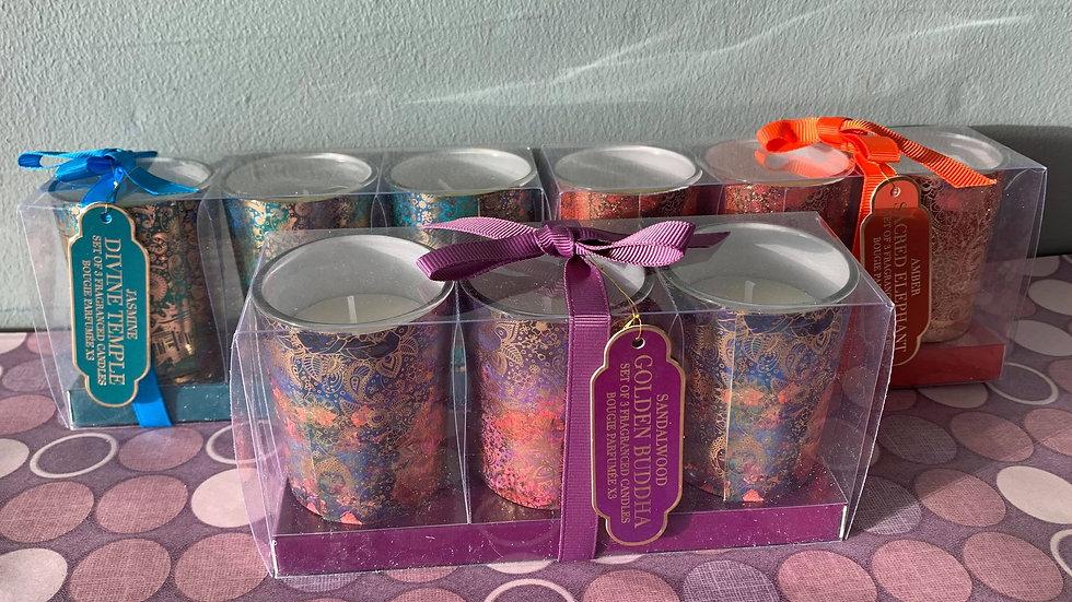 Candle Giftset
