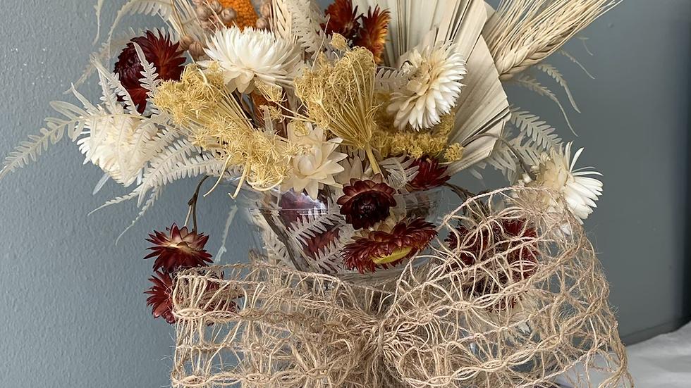 Dried Flower Arrangement