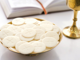 Is There A Mystical Encounter With The Lord Jesus Christ In The Sacrament Of The Holy Communion,Pt.