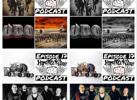 THE HARDROCKCORE PODCAST Episode 17 with UDO DIRKSCHNEIDER and HEAVEN SHALL BURN's MAIK WEICHERT