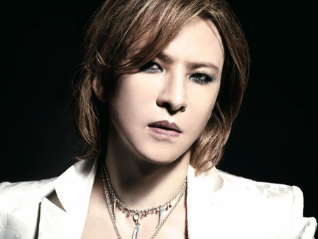 YOSHIKI donates One Million Yen