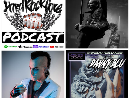 THE HARDROCKCORE PODCAST Episode 52 with TY OLIVER (POWERMAN 5000 and RAYGUN ROMANCE)