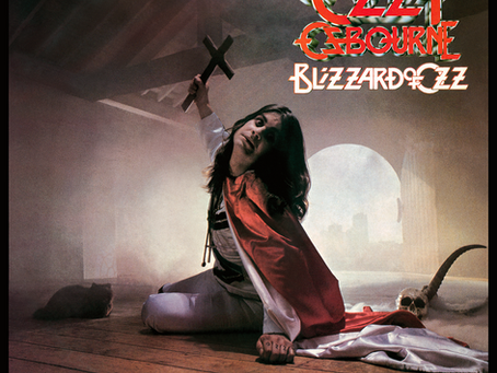 40th Anniversary of Blizzard Of Ozz