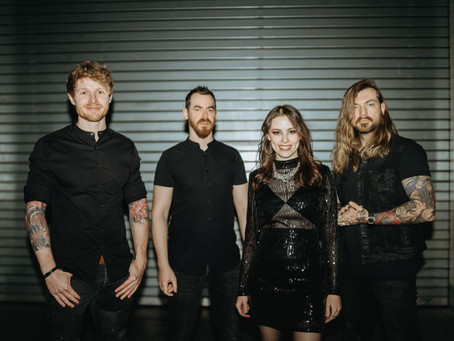 BEYOND THE BLACK signs with Nuclear Blast