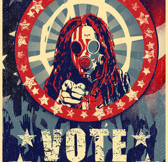 """Uncle Al Wants YOU To Vote!Ministry Releases New """"Git Up, Get Out 'N Vote"""" Video &Plans Surprises"""