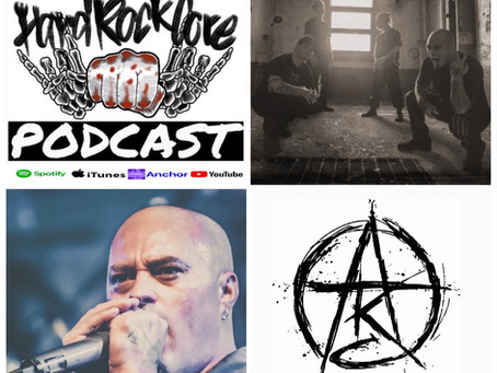 THE HARDROCKCORE PODCAST Episode 56 with WAYLON REAVIS OF A KILLER'S CONFESSION