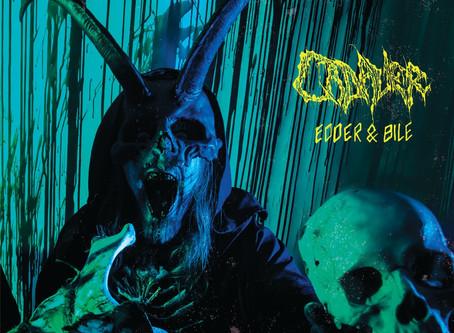 CADAVER announce new album