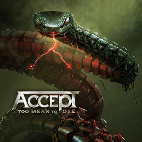 ACCEPT delay new album