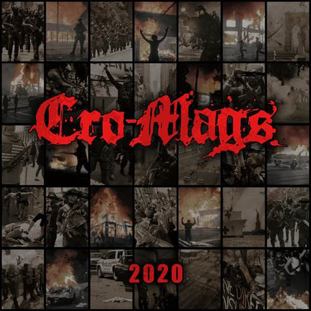 CRO-MAGS release a new video