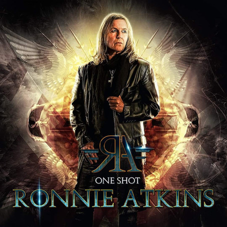 RONNIE ATKINS releases solo album
