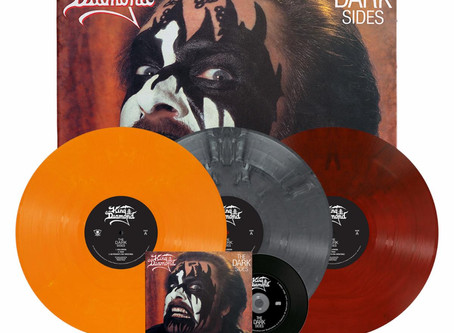 KING DIAMOND re-issues