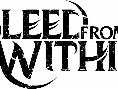 BLEED FROM WITHIN release a new video