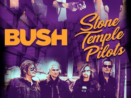 STONE TEMPLE PILOTS and BUSH Tour