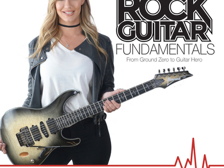 Guitar teacher, NITA STRAUSS