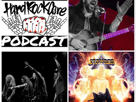 THE HARDROCKCORE PODCAST Episode 18 with MICHAEL SWEET of STRYPER