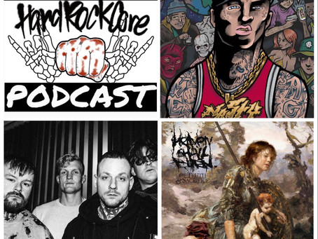 THE HARDROCKCORE PODCAST Episode 21 with MATTHIAS from NASTY and MAIK from HEAVEN SHALL BURN