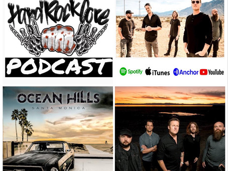 THE HARDROCKCORE PODCAST Episode 35 with ZOLI TEGLAS of OCEAN HILLS (formerly IGNITE)